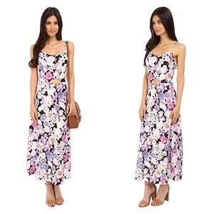 Kensie Romantic Florals Dress
